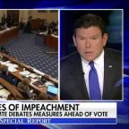 Heated partisan rhetoric flies as House Judiciary Committee debates articles of impeachment