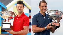 Novak Djokovic cops massive snub at hands of Rafael Nadal