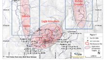 Goldsource Expands Salbora Discovery at Eagle Mountain;