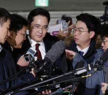 S. Korea prosecutors seek arrest of Samsung heir