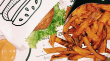 A chain that wants to be the McDonald's of vegan fast food is preparing to take over America