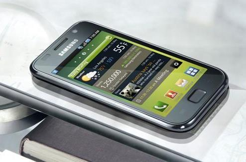 Samsung Galaxy S launches in Europe, hitting US 'later this year'