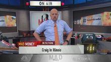 Cramer's lightning round: Don't take profits in American ...