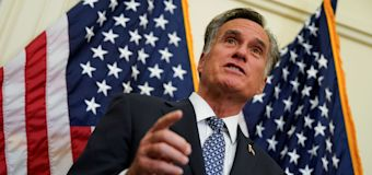 Romney on Mueller report: 'Really, really troubling'