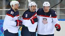 Team USA says Canada game is the one they wanted
