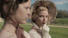 Anya Taylor-Joy appears as Jane Austen heroine in first Emma teaser trailer