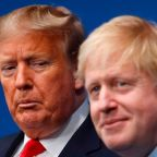 Trump says the UK's coronavirus plan for 'herd immunity' would have been 'catastrophic' and caused 'a lot of death'