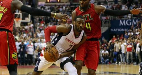 Basket - NBA - Les Washington Wizards se relancent face aux Atlanta Hawks et mènent 3-2 dans la série