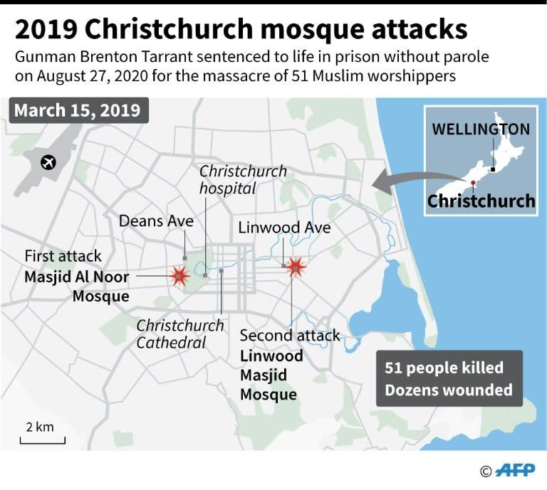 2019 Christchurch mosque attacks