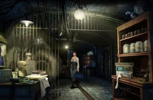 Jane Jensen's Gray Matter may puzzle Wii owners