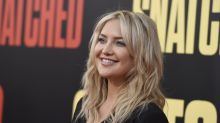 Kate Hudson shows off her impressive singing skills ... yet again