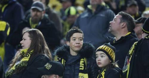 Foot - C1 - Vague de solidarité chez les supporters de Dortmund