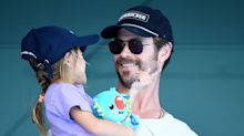 Chris Hemsworth is taking a break from acting to spend time with family