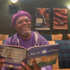 Samuel L. Jackson hopes to flatten the curve with hilarious poem: 'Stay the f*** at home'