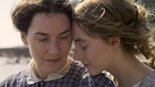 Kate Winslet rescheduled filming the 'Ammonite' sex scene so that it would land on Saoirse Ronan's birthday
