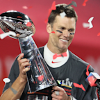 Tom Brady's new Buccaneers Super Bowl ring is absolutely massive