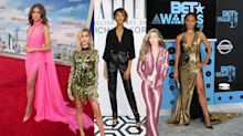 This week's celebrity fashion hits and misses: 26 June 2017