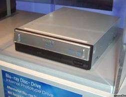 Blu-ray disc drive prices to be halved by 2008?