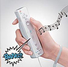 Dude, did my controller just talk? (Wii delight #1)