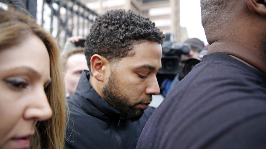 Jussie Smollett feels 'betrayed' over arrest