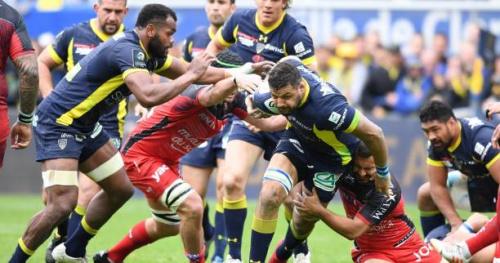 Rugby - Coupe d'Europe (demi-finale) : Clermont-Leinster le dimanche 23 avril à Lyon