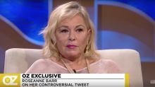 "Roseanne Barr Tells Dr. Oz Of ""Weird Things"" She's Done On Ambien"