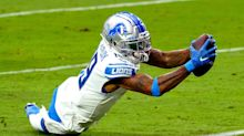 Detroit Lions stock watch: Golladay reminds us he's special; Davis falling out of favor