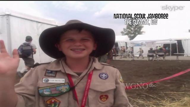 National Jamboree update with Evan McCollum