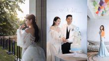 【苟芸慧結婚】微胖新娘穿這款嫁衣最好看!