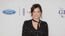 Rachel Bloom Says Red-Carpet Perfection Is a Total Myth