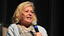 'Look who's talking': Roseanne Barr slammed for tweet calling out 'racist anti-Semitic bigotry that exists in our country' after synagogue shooting