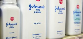 J&J ordered to pay $417M in talc trial