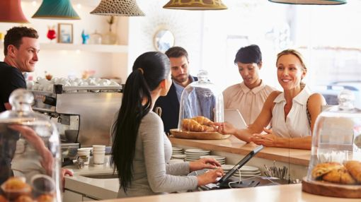 Small business customer relationship management