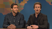 Weekend Update: Jake Gyllenhaal and Nicolas Cage