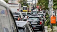 Verkehrswende: Umbau der Berliner Allee eingedampft – Protest in Weißensee