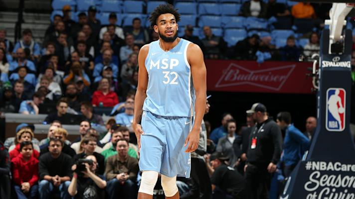 The Bounce - Should KAT request a trade?