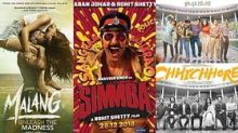Chhichhore to Simmba, Films Re-Releasing As Theatres Set to Open