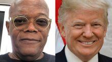 """Samuel L. Jackson, muy criticado por un tweet """"homófobo"""""""