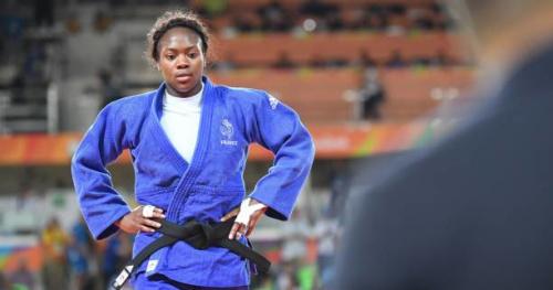 Judo - ChE (F) - Clarisse Agbegnenou déclare forfait pour la demi-finale