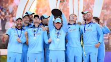 England's World Cup winning cricketers recognised in New Year's Honours