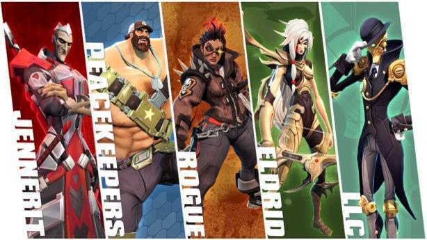 Battleborn and the rise of the friendly shooter