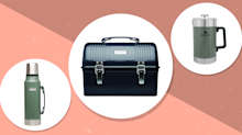 'Built like a battleship': Grab old-school Stanley lunchboxes and camping gear at up to 66 percent off, today only!