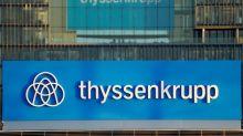 Thyssenkrupp's elevator unit posts margin drop ahead of IPO