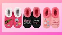 These bestselling $20 slippers are the perfect gift for the wine lover on your list