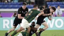 Dual NZ pivots Barrett and Mo'unga stymie the Springboks