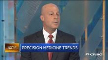 Celgene CEO: Precision medicine targeting metabolic drive...