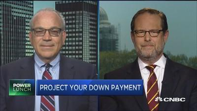 Downpayment protection for skittish homeowners