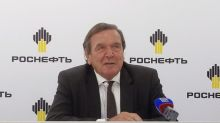 Russia's Rosneft elects former German chancellor Schroeder as chairman