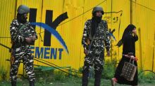 Empty classrooms as some schools re-open in Indian Kashmir