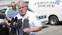 Ferguson Chief: 'We Need To Have Everybody Tone It Down'